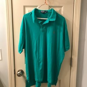 Men's XL Polo by Ralph Lauren Green